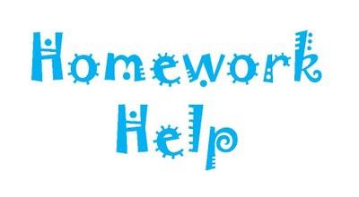 Homework help logo