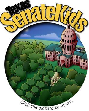 Texas Senate Kids