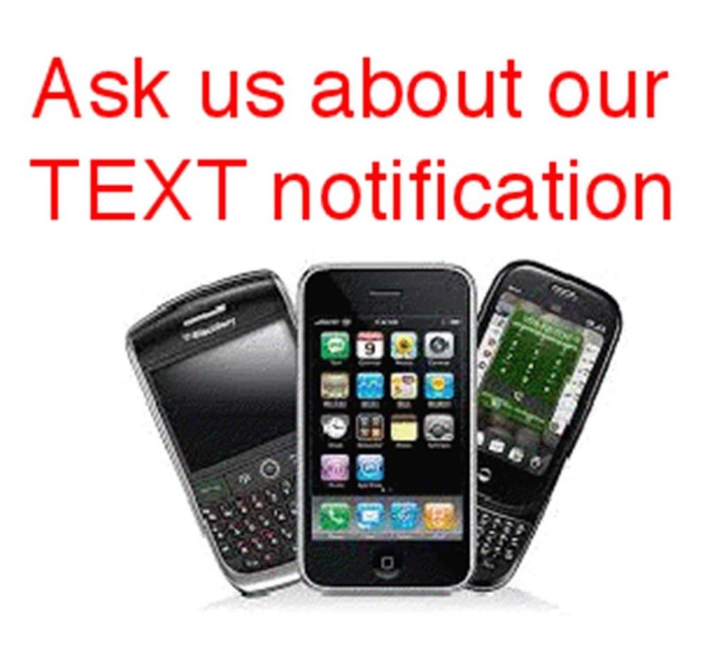 Text notification