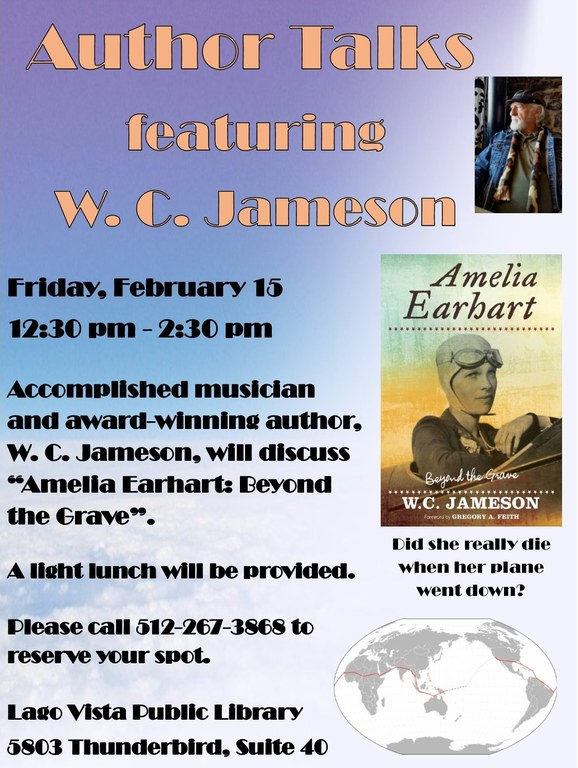Author Talks W.C. Jameson.jpg