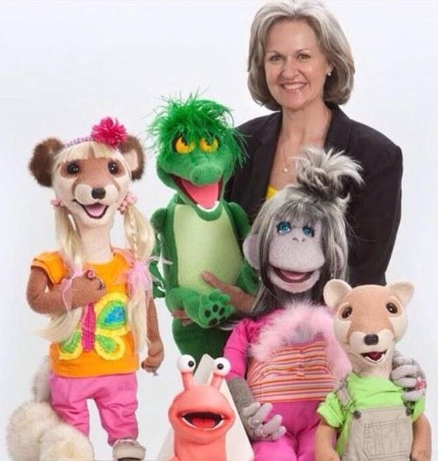 Nancy and her friends.jpg