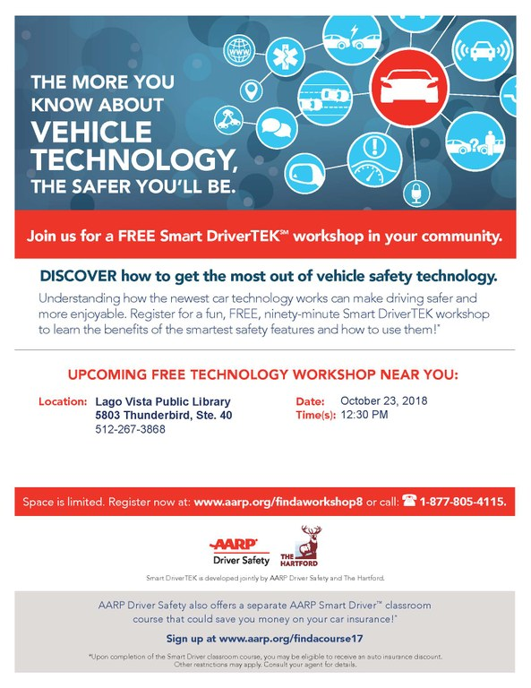 Smart DriverTEK Lago Vista Library_October 2018 Workshop Flyer (1).jpg
